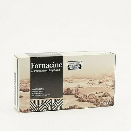 Grisine Fornacine Parmigiano Reggiano 100gr