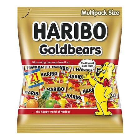Haribo goldbear mini maxi 250g