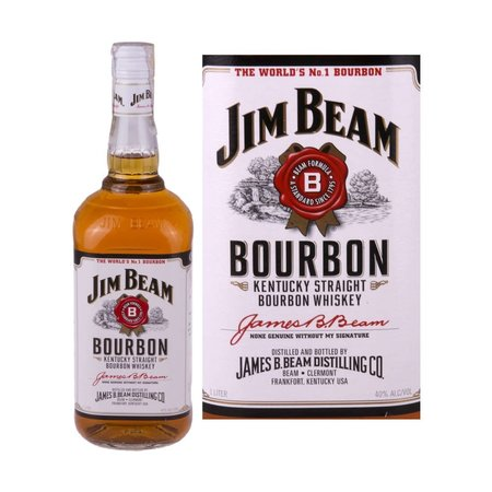 Jim Beam White 1L