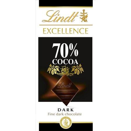 Lindt - Ciocolata Excellence 70% cacao