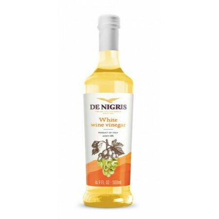 Otet din vin alb 6% De Nigris 500ml