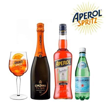 Pachet Aperol Spritz