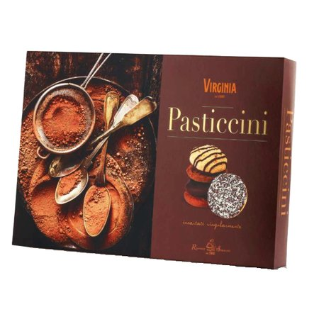 Pasticcini cu cacao Virginia 180gr