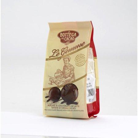 Praline ciocolata lapte Bottega del Cacao 85gr