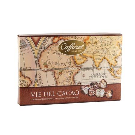 Praline Le vie del Cacao Caffarel