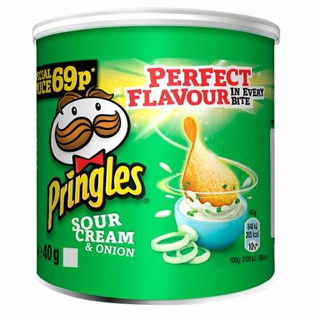 Pringles Small Sour Cream&Onion 40g