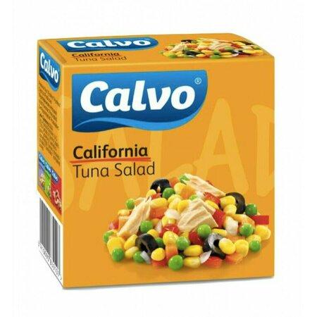 Salata California cu ton Calvo 150gr