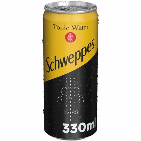Schweppes 0.33l doza