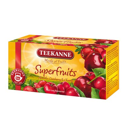 Teekanne - Ceai Super Fruits cutie 20*2.25g