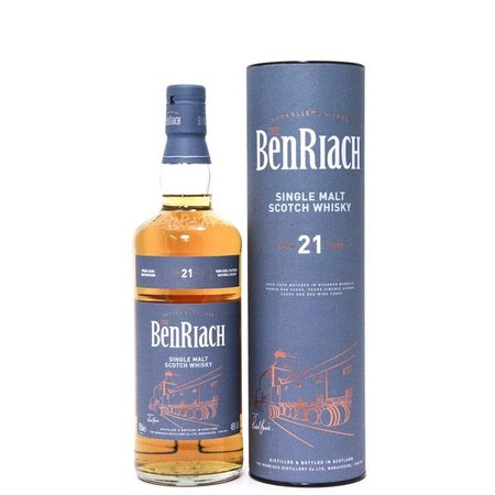 The Benriach Flagship 21 YO 0.7L