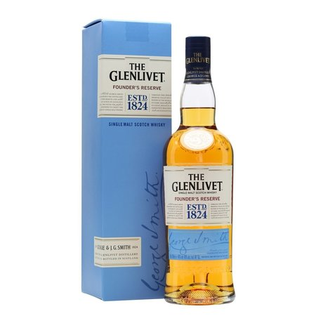 The Glenlivet Founders Reserve (cutie) 0.7L