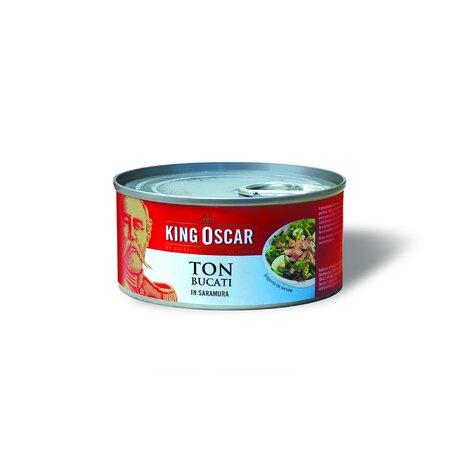 Ton bucati in saramura - King Oscar 170g