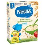 Cereale Nestle Orez cu 3 Fructe, 250g, 6 luni+
