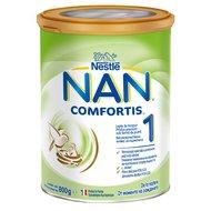 Lapte de inceput pentru sugari Nestlé NAN COMFORTIS 1, de la nastere, 800g