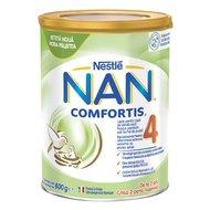 Lapte pentru copii de varsta mica Nestlé NAN COMFORTIS 4, de la 2 ani, 800g
