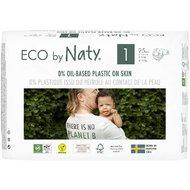 Scutece marimea 1, 25buc, 2-5kg, ECO by Naty