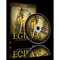 DVD Egipt - 10 mari descoperiri
