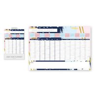 2020 CALENDAR FASHION WALL PLANNER