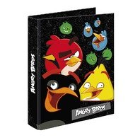 Biblioraft Angry Birds A5