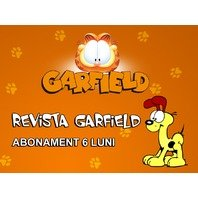 Abonament 6 luni Revista Garfield