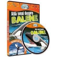 DVD Afla totul despre  balene