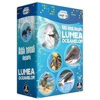 DVD Afla totul despre lumea oceanelor