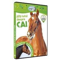 DVD Afla totul despre cai