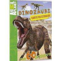 Animal Planet Carte cu stickere: Dinozauri