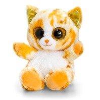 Jucarie de plus Animotsu pisica orange