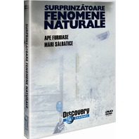 DVD Surprinzatoare fenomene naturale - Ape furioase. Mari salbatice