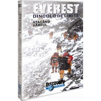 DVD Everest. Dincolo de limite - Atacand varful