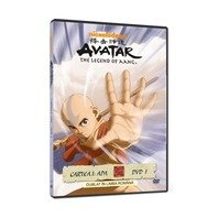 Avatar, Cartea I:Apa, DVD 1