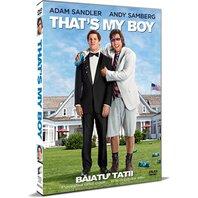 Baiatu' tatii / That's My Boy - DVD