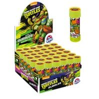 Balonase de sapun - 55 ml Ninja Turtles