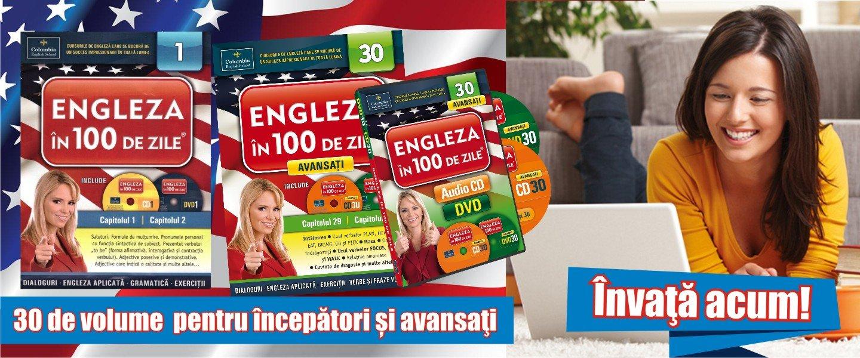 Engleza in 100 de zile