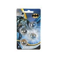 BATMAN SET 4BOUNCY BALLS