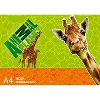 Bloc de desen Animal Planet A4