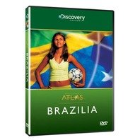 DVD Brazilia, Colectia Atlasul Lumii