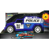 Car friction police (b/o) LUNA
