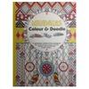 Carte de colorat pentru adulti mandale