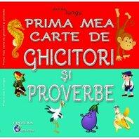 CARTE DE GHICITORI SI PROVERBE