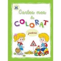 CARTEA MEA DE COLORAT  - JUCARII