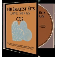 CD Muzica Romantica, 100 Greatest Hits Love Songs, CD 5, 20 melodii