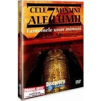 DVD Cele 7 Minuni Ale Lumii - Fantomele Unor Minuni
