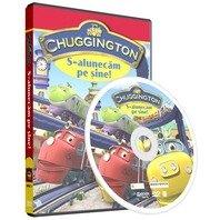 DVD Chuggington: S-alunecam pe sine!