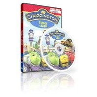 DVD Chuggington: Super statii