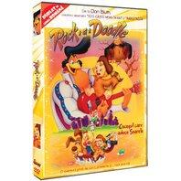 Cocosul care aduce soarele / Rock-a-Doodle - DVD
