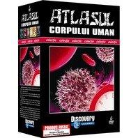Colectie Atlasul corpului uman, 6 DVD-uri