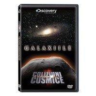 DVD Coliziuni Cosmice: Galaxii