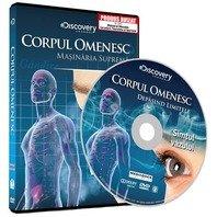 DVD Corpul omenesc. Masinaria suprema. Depasind limitele - Simtul Vazului